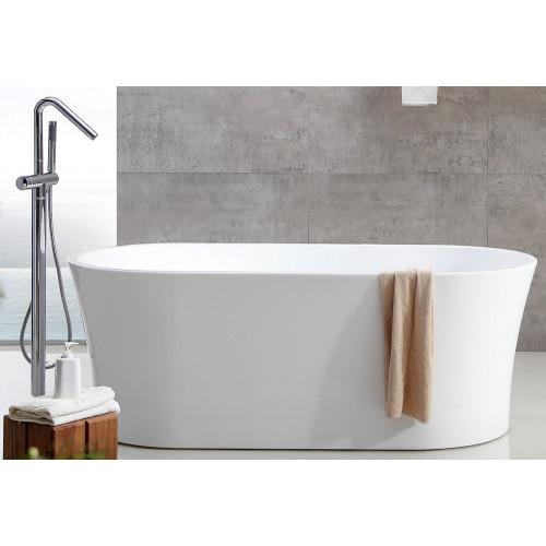 Акриловая отдельностоящая ванна ABBER AB9201