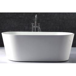 Акриловая отдельностоящая ванна ABBER AB9208