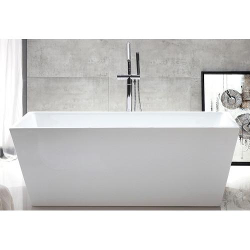 Акриловая отдельностоящая ванна ABBER AB9220
