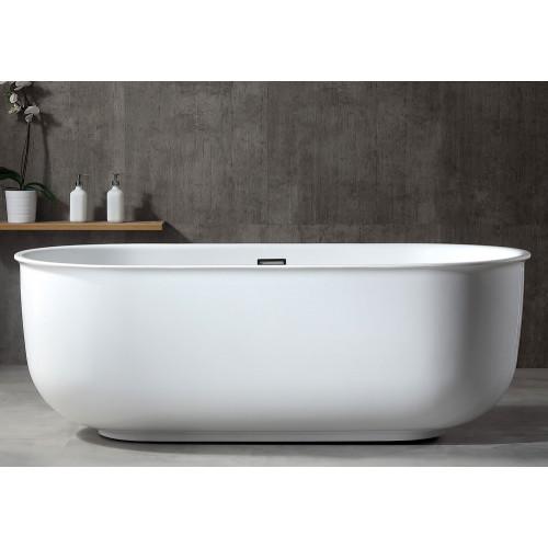 Акриловая отдельностоящая ванна ABBER AB9242