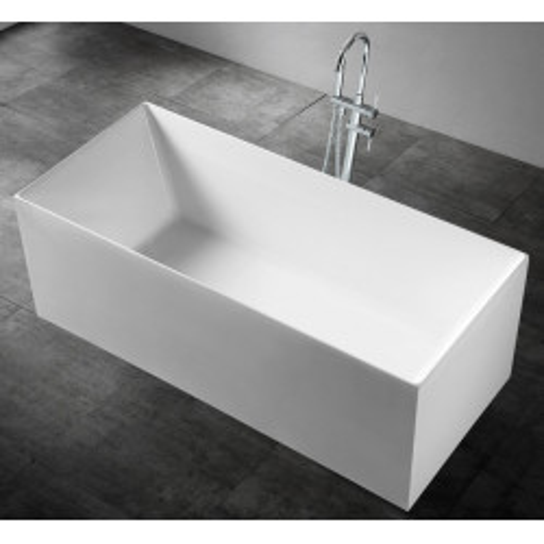 Акриловая отдельностоящая ванна ABBER AB9274
