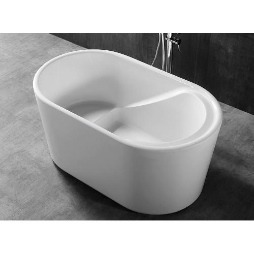 Акриловая отдельностоящая ванна ABBER AB9250