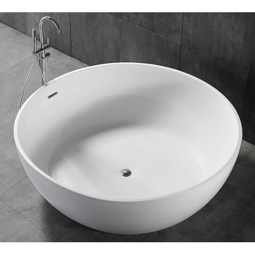 Акриловая отдельностоящая ванна ABBER AB9278