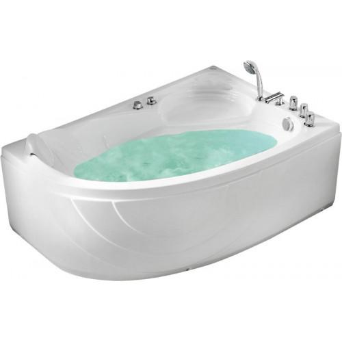Акриловая гидромассажная ванна Gemy G9009 B R