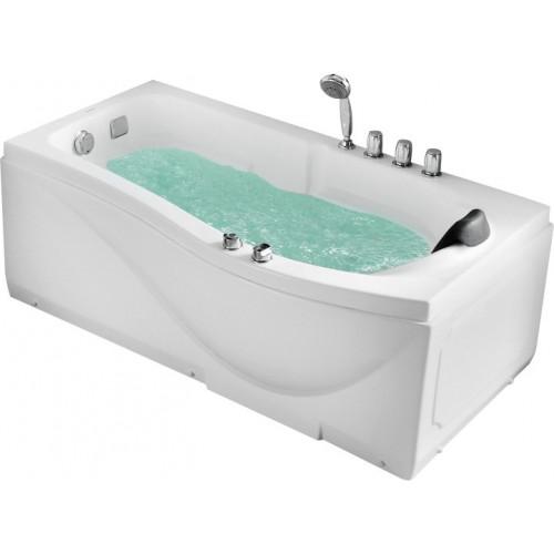 Акриловая гидромассажная ванна Gemy G9010 B L