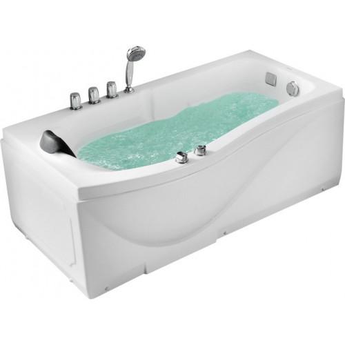 Акриловая гидромассажная ванна Gemy G9010 B R