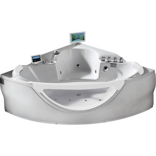 Акриловая гидромассажная ванна Gemy G9025 II O