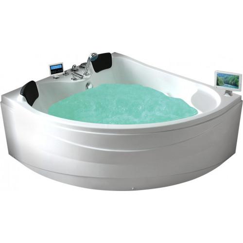 Акриловая гидромассажная ванна Gemy G9041 O