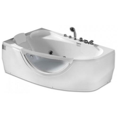 Акриловая гидромассажная ванна Gemy G9046 B L