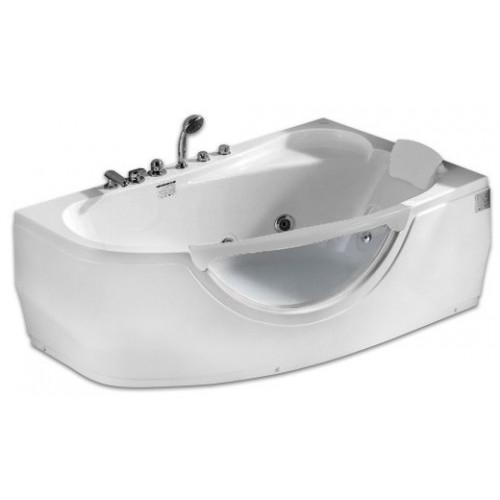 Акриловая гидромассажная ванна Gemy G9046 B R
