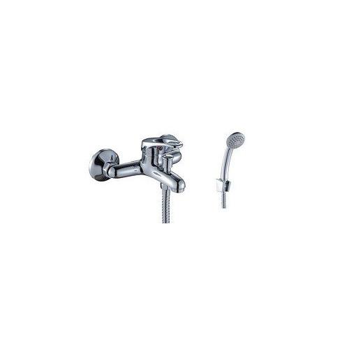 Смеситель для ванны, Серия B, короткий излив, Rossinka B35-31