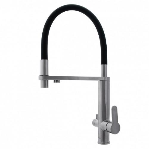 Cмеситель для кухни с подключением к фильтру Selene Plus 8440, Swedbe