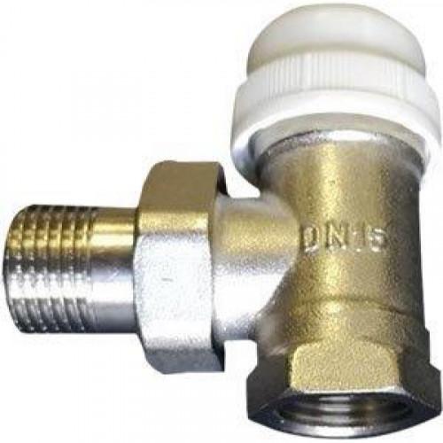 Клапан термостатический ДУ 15 угловой Remsan