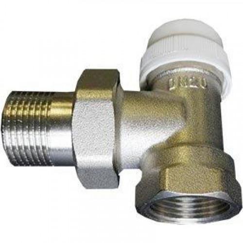 Клапан термостатический ДУ 20 угловой Remsan