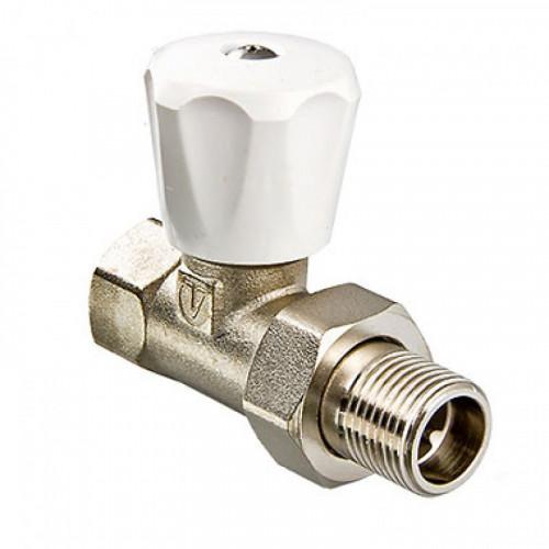 """Клапан ручной прямой 1/2"""" (компактный) VT.008.LN.04 VALTEC"""