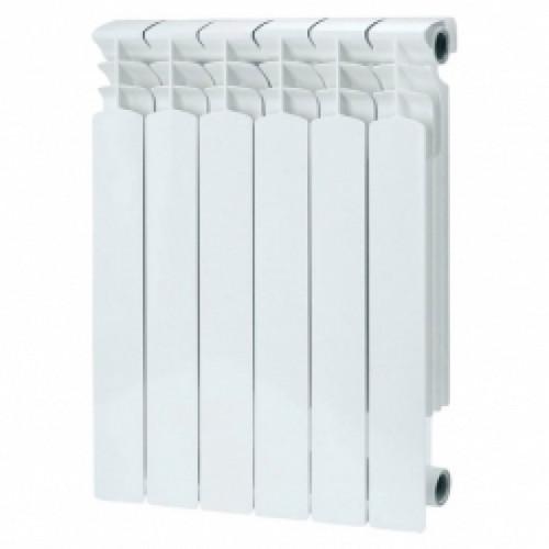 Радиатор алюминиевый TM REMSAN Professional AL-500 6 секции