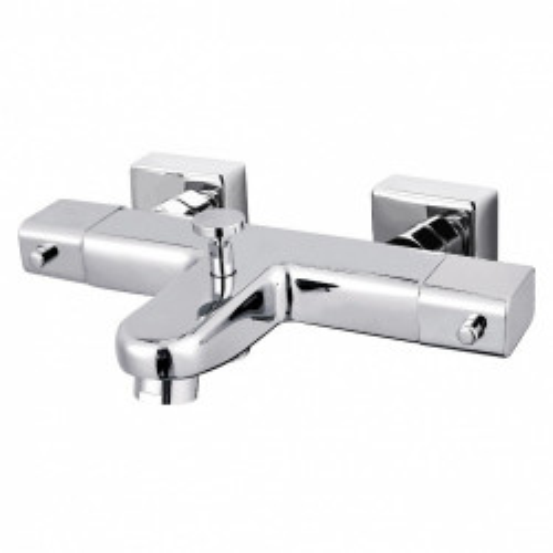 Смеситель термостатический для ванны Swedbe Mercury 9062
