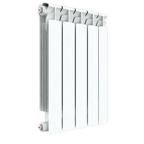Радиатор биметаллический RIFAR A500- 5 секции (боковое подключение)