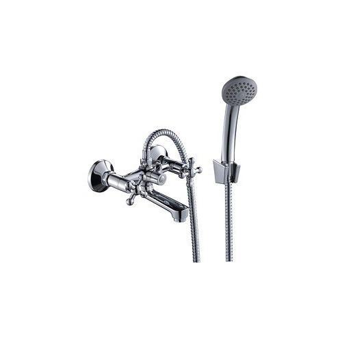 Смеситель для ванны, Серия G, короткий излив, Rossinka G02-81