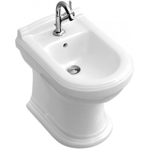 Биде Hommage Star White CeramicPlus, VilleroyBoch