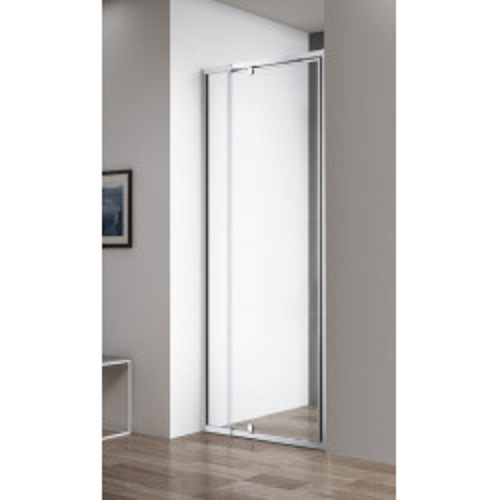 Душевая дверь в нишу 110-120x195см VARIANTE-B-1-110/120-C-Cr, Cezares