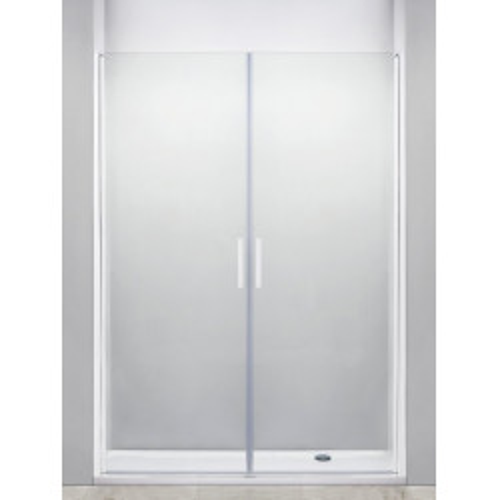Душевая дверь 80x185см RELAX-B-2-80-C-Bi, Cezares