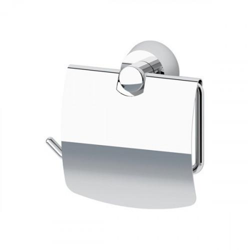 Держатель туалетной бумаги с крышкой, Vizovice  VIZ 055 FBS