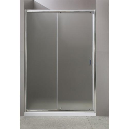 Душевая дверь 115х185мм, UNO-BF-1-115-C-Cr, Belbagno