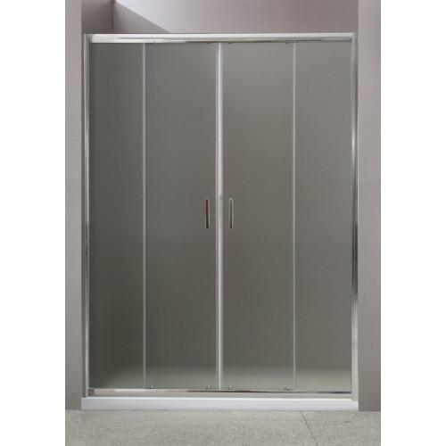 Душевая дверь 180х185мм, UNO-BF-2-180-P-Cr, Belbagno
