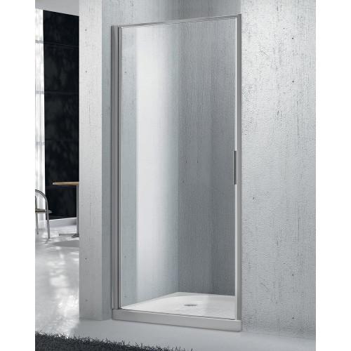 Душевая дверь 60х190мм, SELA-B-1-60-Ch-Cr, Belbagno