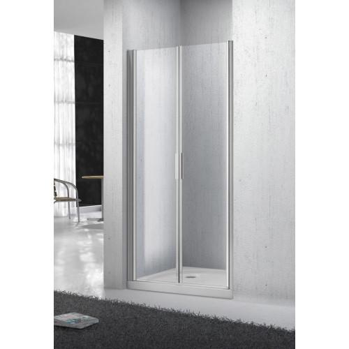 Душевая дверь 60х190мм, SELA-B-2-60-C-Cr, Belbagno