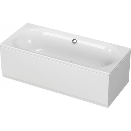 Акриловая ванна 80х180х42см, METAURO-180-80-42, Cezares