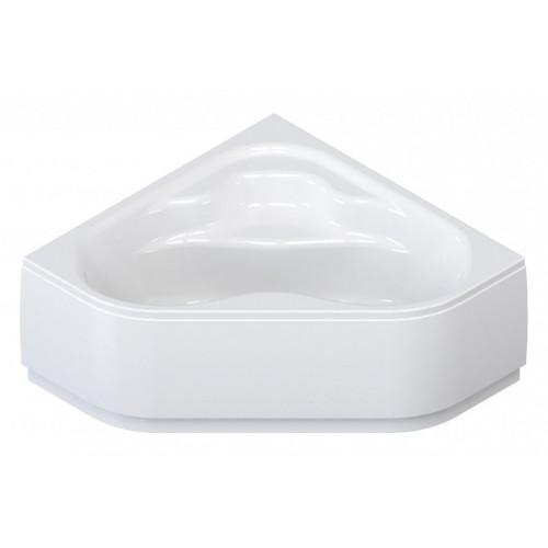 Акриловая ванна 140х140х41см, PLITVICE-140-140-41, Cezares