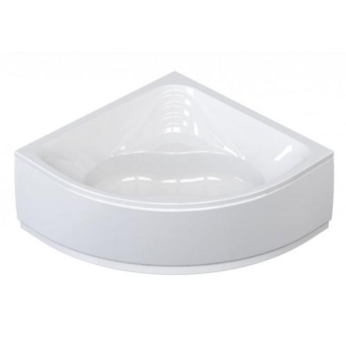 Акриловая ванна 130х130х41см, CETINA-130-130-41, Cezares