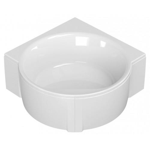 Акриловая ванна Cezares FI CORNER-160-160-49