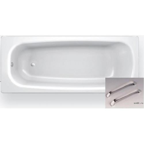 Ванна стальная 150x75 BLB Universal HG, 3,5мм c отверстием для ручек B55HTH