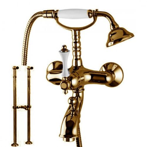 Напольный смеситель для ванны бронза, MARGOT-VDPS-02-Bi, Cezares