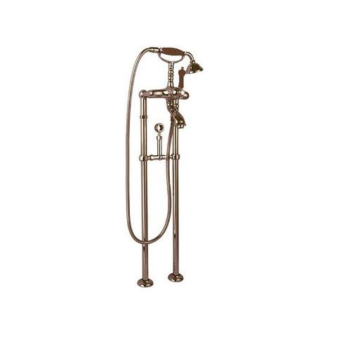 Напольный смеситель для ванны бронза, MARGOT-VDPS-02-M, Cezares