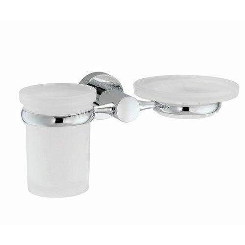 Donau K-9426 Держатель стакана и мыльницы, WasserKRAFT