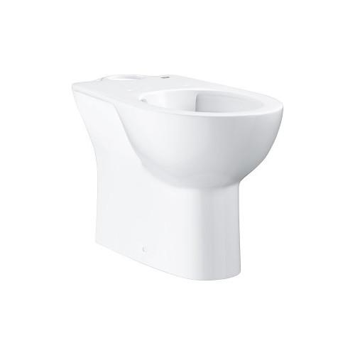 Унитаз напольный для комбинации с бачком наружного монтажа, вертикальный выпуск, Grohe Керамика Bau 39429000
