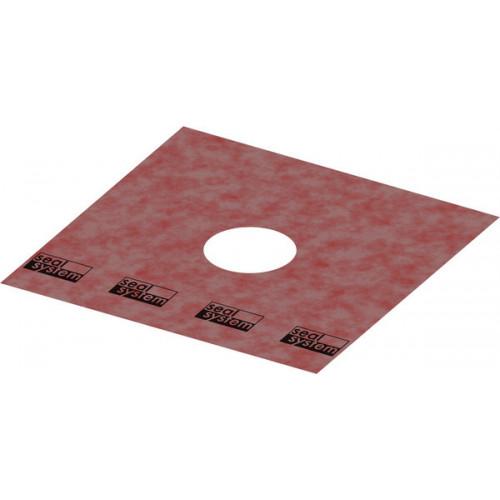 Гидроизоляционная манжета TECEdrainpoint S Seal System для композитных гидроизоляционных материалов, Tece