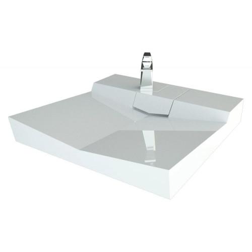 Onyx 600х600 Раковина для ванной комнаты для установки над стиральной машинкой, Andrea