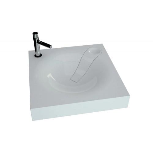 Angy 600х600 Раковина для ванной комнаты для установки над стиральной машинкой, Andrea