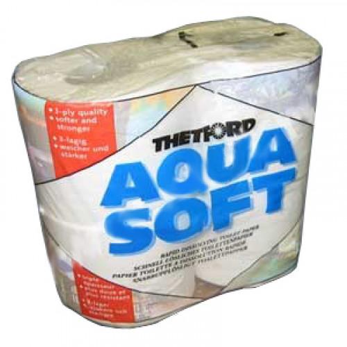 Туалетная бумага Thetford Aqua Soft 4 рулона