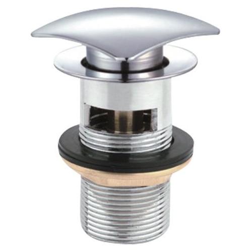 Донный клапан с системой Клик-Клак хром, CZR-SCQ2-01, Cezares