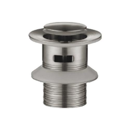 Донный клапан с системой Клик-Клак хром, BB-PCU-01-IN, Belbagno