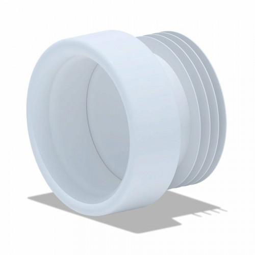 Манжета для унитаза прямая, ANI Plast, W0210