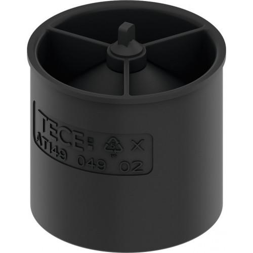 Стакан с мембраной Tece TECEdrainline для сифона «заниженный»
