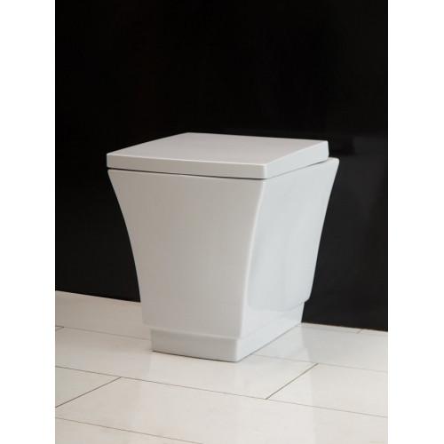 Чаша для приставного унитаза, REGINA, Belbagno, BB104CB