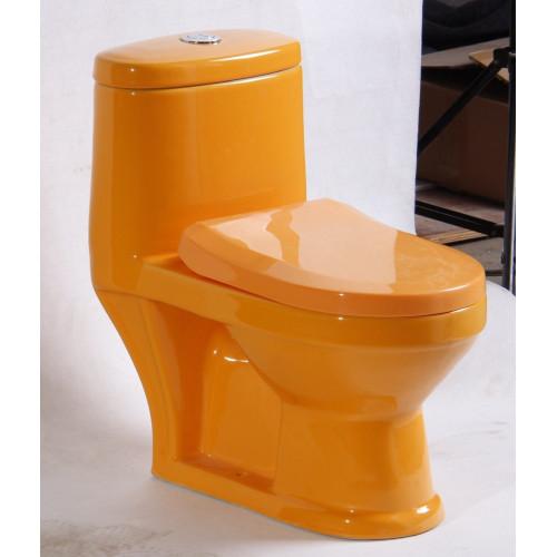 Напольный детский унитаз Gid Tr2192or оранжевый